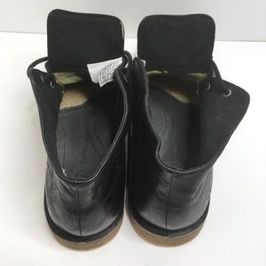 UGG Shoes - Ugg Australia Ankle Boots Men Size 14 Black